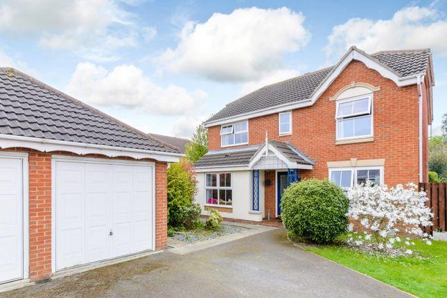 Thumbnail Detached house for sale in Chaldron Way, Stockton-On-Tees, Stockton-On-Tees