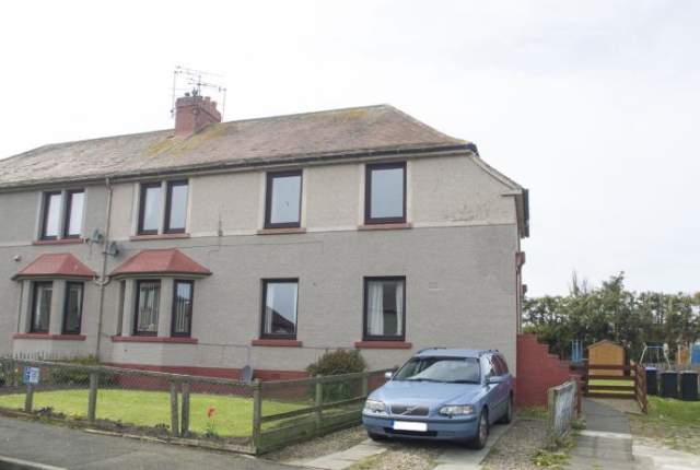 Thumbnail Flat to rent in 57 Hurkur Crescent, Eyemouth
