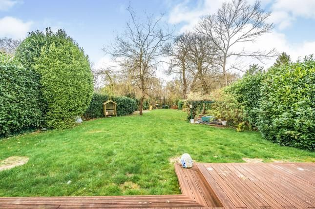 Garden of Lake View Road, Furnace Wood, East Grinstead, West Sussex RH19