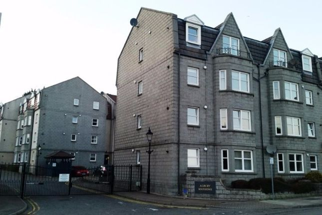 Thumbnail Flat to rent in Albury Mansions, City Centre, Aberdeen