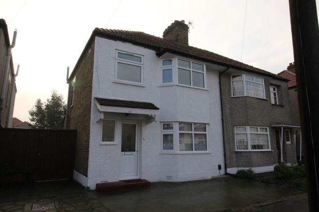 Thumbnail Semi-detached house to rent in Balliol Road, Welling