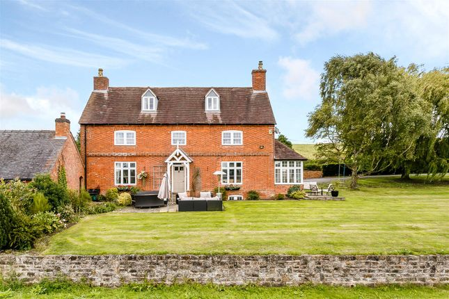 Thumbnail Detached house for sale in Windmill Hill Lane, Chesterton, Leamington Spa, Warwickshire