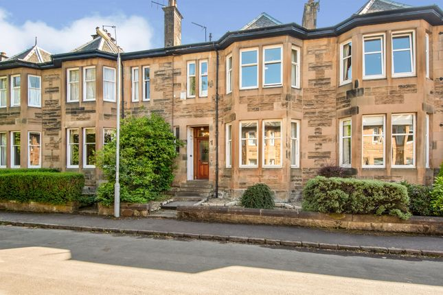 Thumbnail Terraced house for sale in Orchard Park, Giffnock, Glasgow