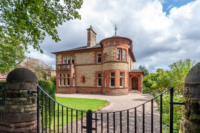Thumbnail Detached house for sale in Balmory, 21 Sherbrooke Avenue, Pollokshields, Glasgow