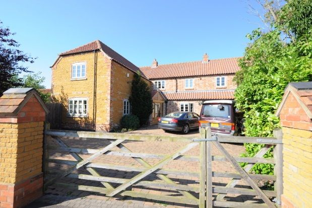 Thumbnail Detached house to rent in Main Street, Harby, Melton Mowbray