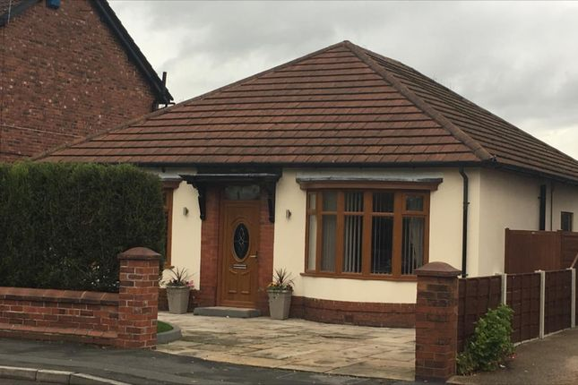 Thumbnail Detached bungalow for sale in Stamford Road, Audenshaw, Manchester