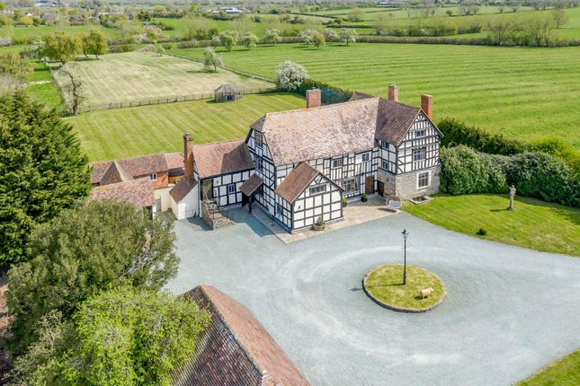 Thumbnail Detached house for sale in Naunton Beauchamp, Pershore, Worcestershire