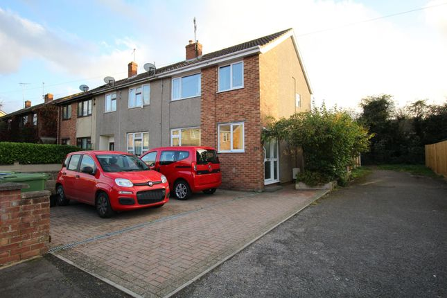 Thumbnail End terrace house for sale in Braemor Road, Calne