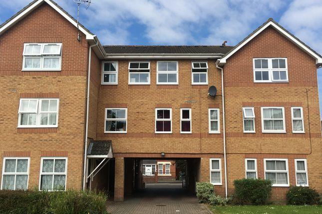 Thumbnail Flat to rent in 44 Cobbett Road, Bitterne Southampton