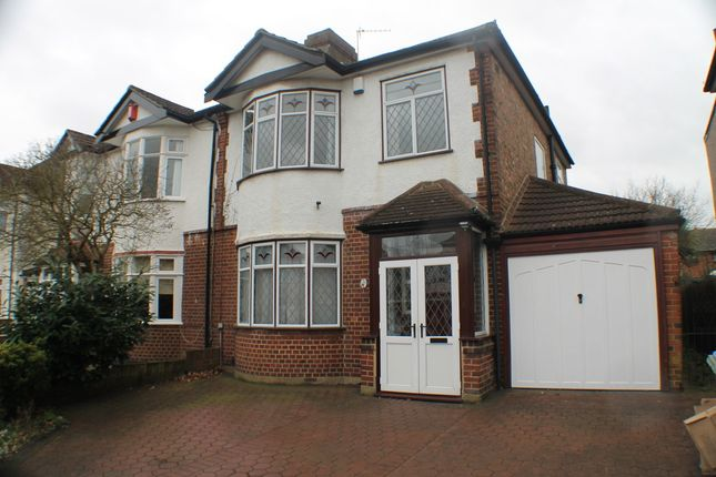 Thumbnail Semi-detached house to rent in Hartsmead Road, London