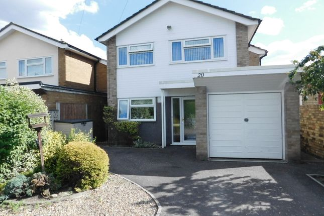 Thumbnail Detached house to rent in Davis Row, Arlesey, Beds