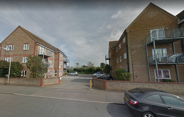 Thumbnail Block of flats for sale in Oxford Road, Clacton-On-Sea