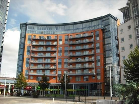 1 bed flat to rent in Gunwharf Quays, Portsmouth
