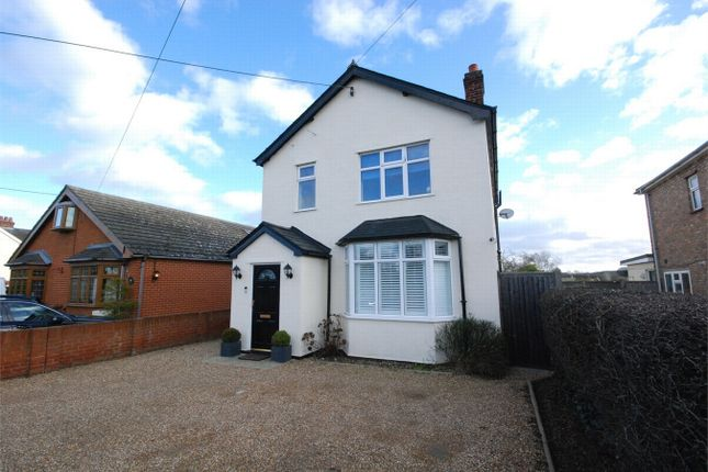 Thumbnail Detached house for sale in London Road, Kelvedon, Essex
