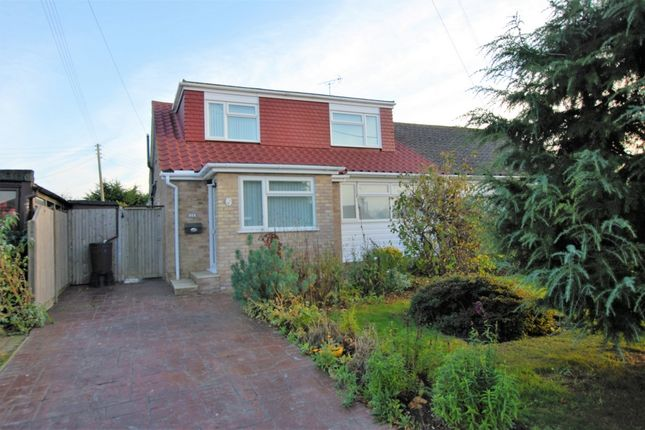 Thumbnail Semi-detached house for sale in Swan Lane, Sellindge