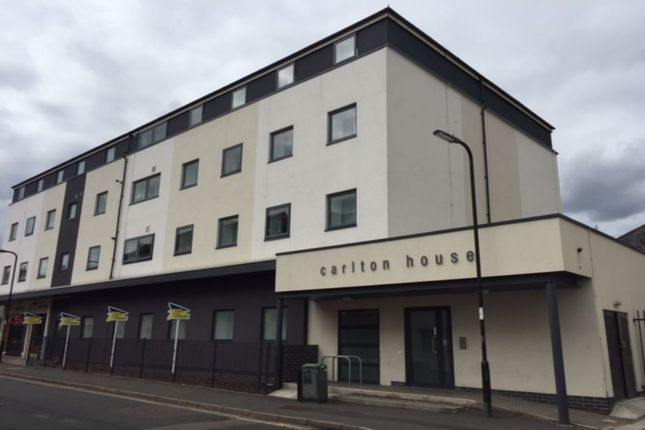 Thumbnail Flat to rent in Carlton Place, Southampton