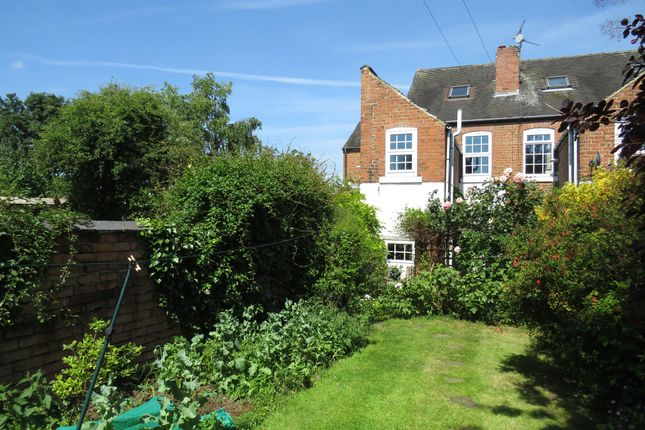 Thumbnail End terrace house for sale in Alvaston Street, Alvaston, Derby