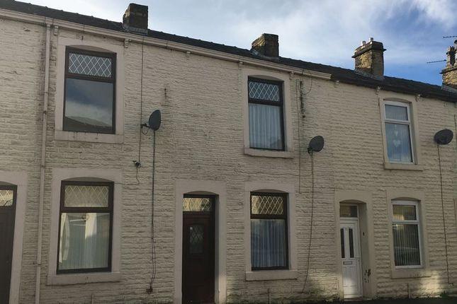 Thumbnail Terraced house for sale in Lower Barnes Street, Clayton Le Moors, Accrington