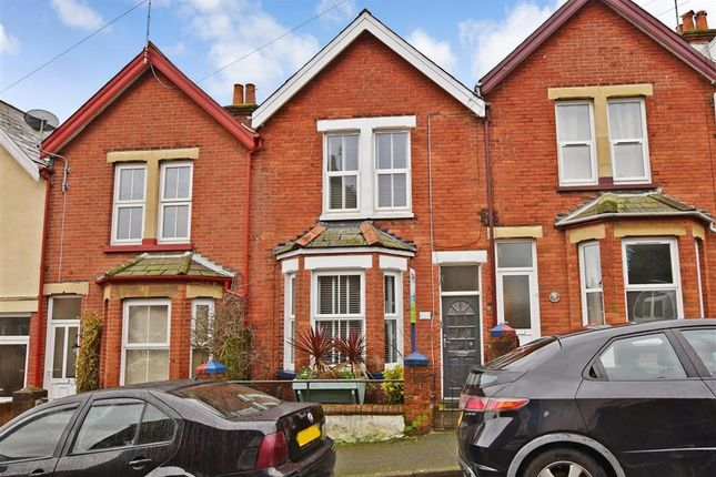 Thumbnail Terraced house for sale in South Road, Cowes, Isle Of Wight