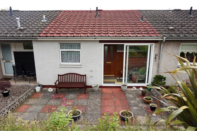 Thumbnail Terraced bungalow for sale in Riverside Gardens, Newport-On-Tay