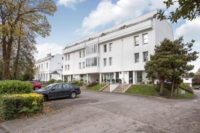 Thumbnail Flat for sale in Bleasby Gardens, Lansdown Road, Cheltenham, Gloucestershire