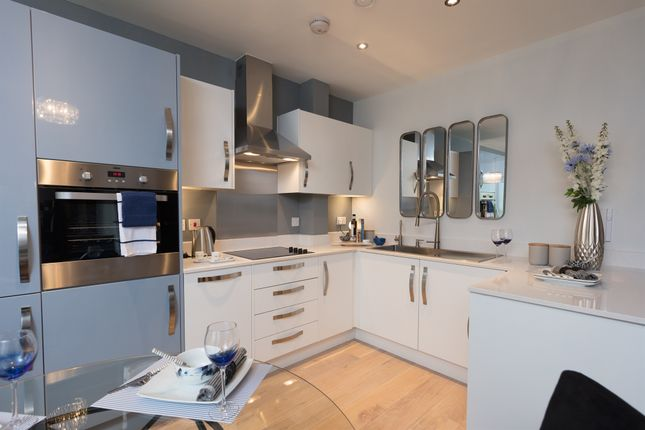 Thumbnail Flat for sale in Rivermill Lofts, Abbey Road, Barking