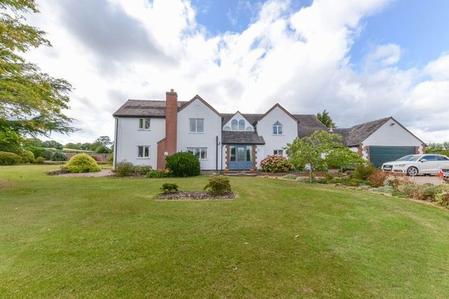 Thumbnail Detached house for sale in Napley, Market Drayton