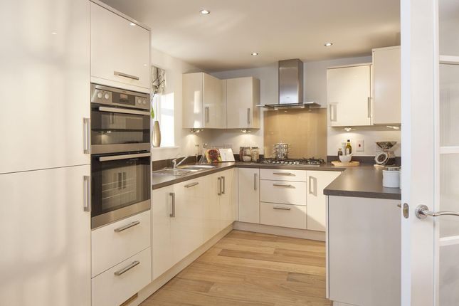 "Thumbnail Flat for sale in ""Woodhay House"" at Racecourse Road, Newbury"