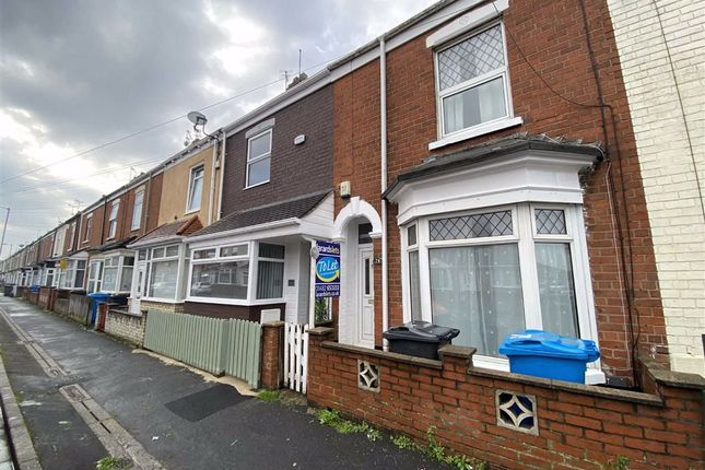 Thumbnail Terraced house to rent in Mersey Street, Hull