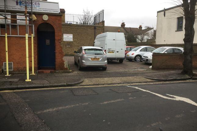 Hamlet court road car park toilets