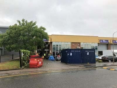 Thumbnail Light industrial to let in Fawkes Avenue, Questor, Dartford, Kent