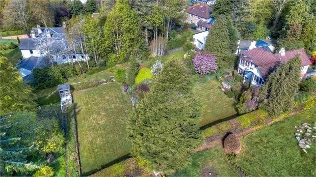Garden of Newcastle Road, Corbridge, Northumberland NE45
