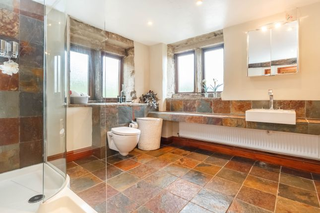 Shower Room of Dean Head Lane, Diggle, Saddleworth OL3
