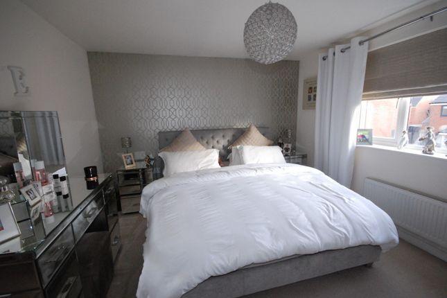 Bedroom of St. Nicholas Way, Hebburn NE31