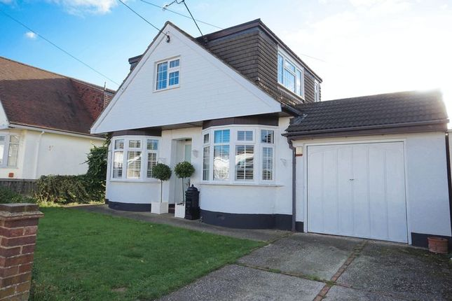 Thumbnail Detached house for sale in Thundersley Church Road, Benfleet