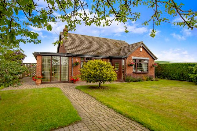 Thumbnail Detached bungalow for sale in West Bank, Saxilby, Lincoln