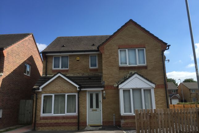 Thumbnail Detached house to rent in Orangery Walk, Newport