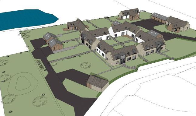 Thumbnail Barn conversion for sale in Stonehaven, Aberdeen