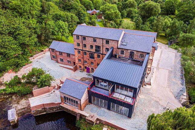 Thumbnail Flat for sale in Apartment 3, Mytton Mill, Forton Heath, Shrewsbury