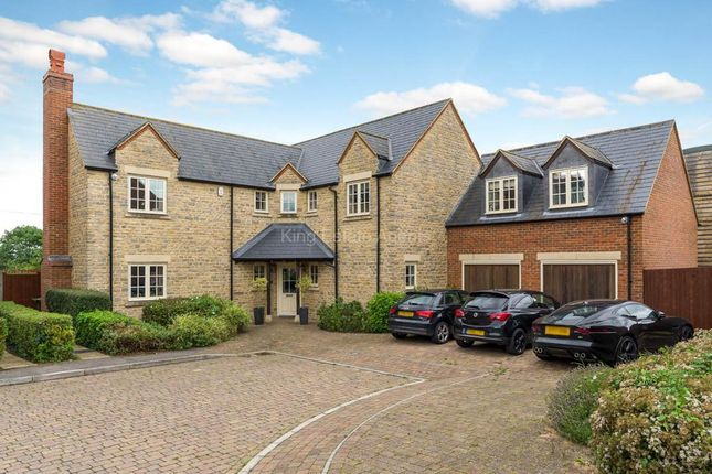 4 bed detached house for sale in Cuckoo Hill Rise, Hanslope, Milton Keynes, Buckinghamshire