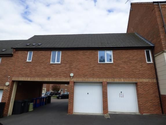 Thumbnail Flat for sale in Kepwick Road, Hamilton, Leicester, Leicestershire