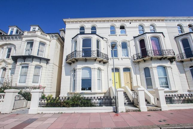 Thumbnail Flat to rent in The Penthouse, White Rock Gardens, Hastings, East Sussex.