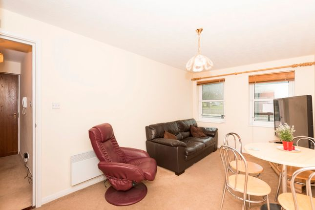 Thumbnail 1 bed flat to rent in Nelson Court, City Centre, Aberdeen