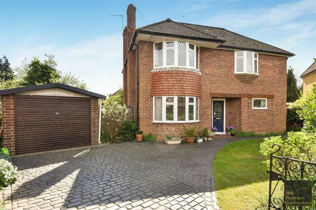 Thumbnail Detached house for sale in Wheatlands Road, Langley, Berkshire