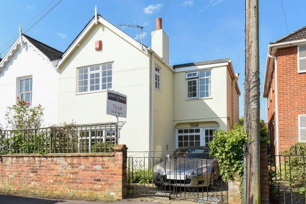 Thumbnail Property to rent in Westfield Road, Lymington