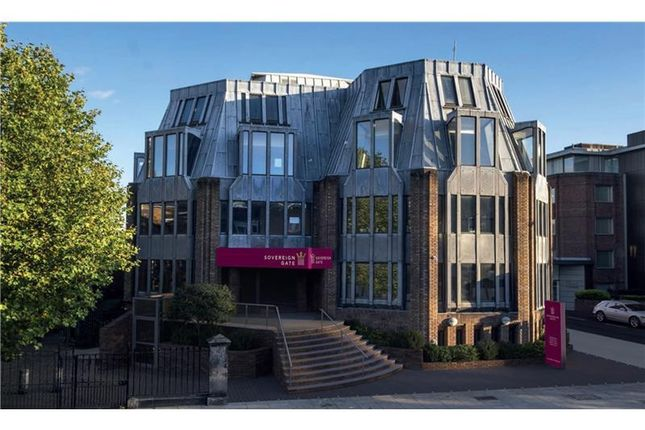 Thumbnail Office to let in Sovereign Gate, 18-20 Kew Road, London