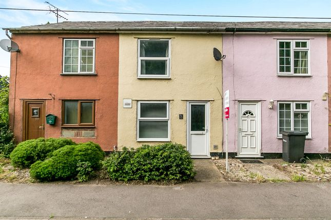 Thumbnail Terraced house for sale in Coggeshall Road, Bradwell, Braintree