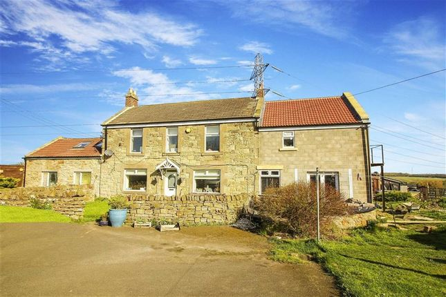 Thumbnail Detached house for sale in Kitty Brewster Farm, Blyth, Northumberland