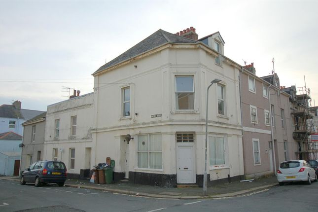 Thumbnail Flat for sale in Wolsdon Street, Plymouth