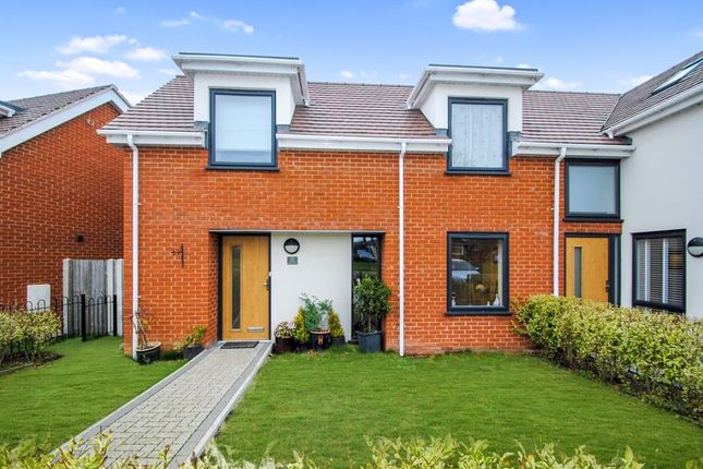 2 bed semi-detached house for sale in Cottage Garden Mews, Westcliff-On-Sea, Essex SS0
